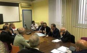Zes, tavolo di lavoro in Regione Puglia